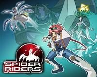 Spider Riders: Oracle no Yuusha Tachi
