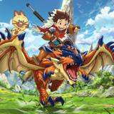 """""""Monster Hunter Stories"""" TV Anime Announced for 2016"""