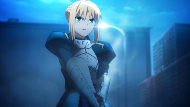 Saber in Fate/Zero