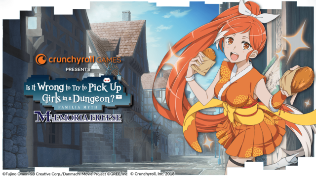 Crunchyroll - Crunchyroll-Hime Makes Her Video Game Debut in