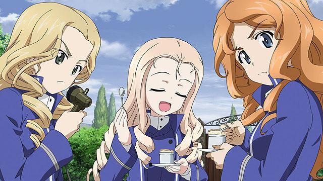 Crunchyroll Japan Box Office Girls Und Panzer Das Finale 2nd