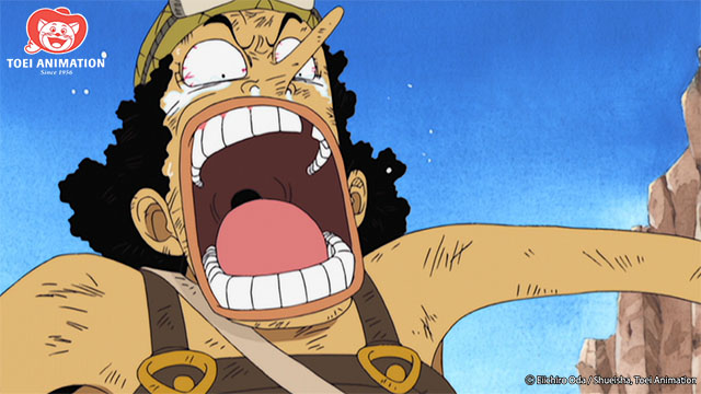 Usopp, One Piece