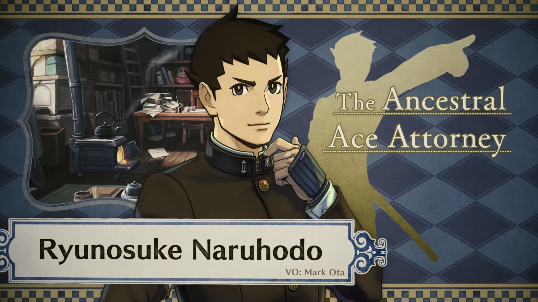 Crónicas de The Great Ace Attorney