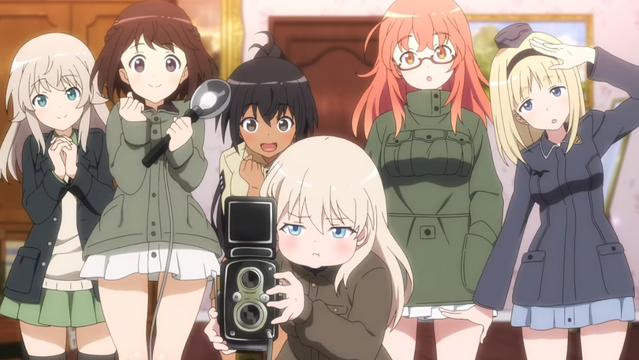 The cast of the upcoming LUMINOUS WITCHES TV anime are confounded at the prospect of an idol photo shoot.
