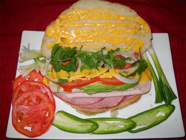 dakao sandwich
