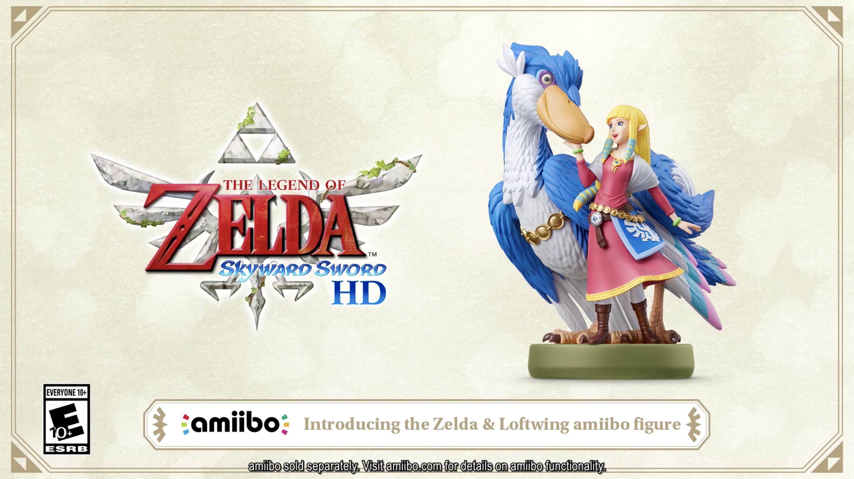 La leyenda de Zelda: Skyward Sword HD