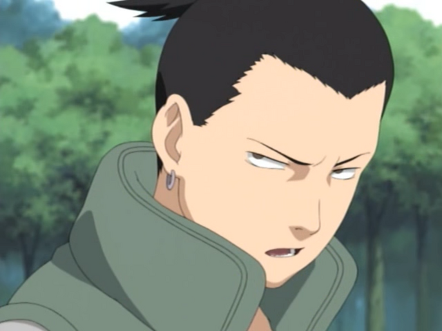 Shikamaru reveals his plan for tracking the Sound Ninja squad and rescuing Sasuke.