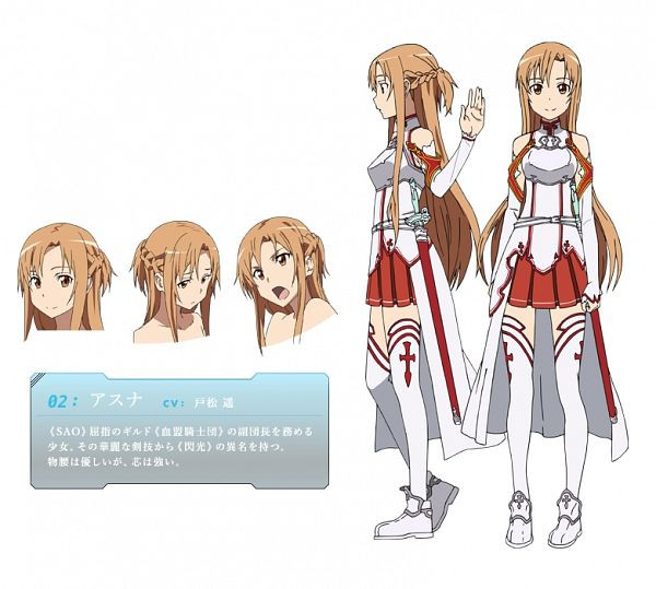 Crunchyroll - Forum - Design your own Sword Art Online