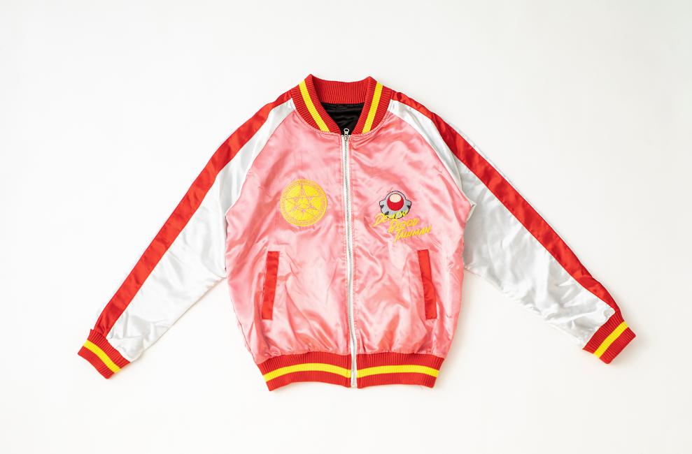 Lina Inverse Jacket - front