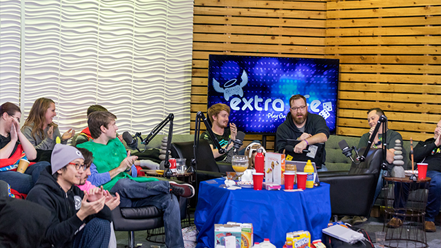 Rooster Teeth Extra Life