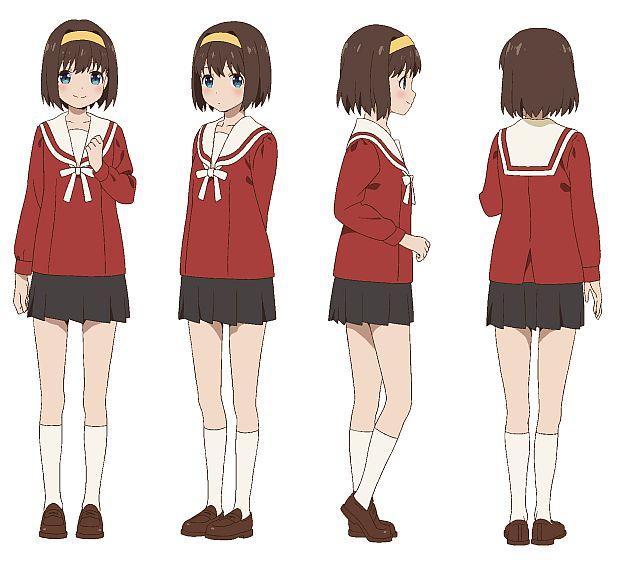 Seria Morino character setting