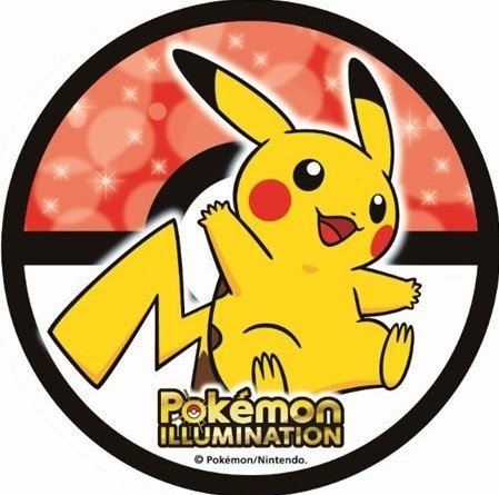 Logotipo de Pokémon Illumination