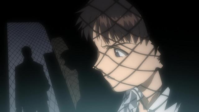 Shinji in a box. Do you ever feel stuck?