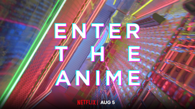 Enter the Anime