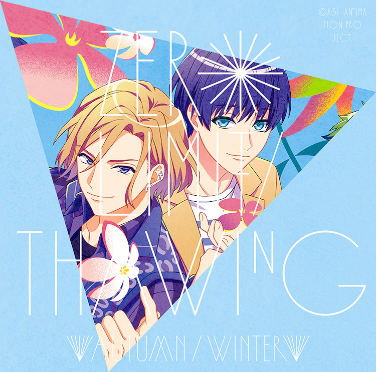 ZERO LIMIT / Thawing CD Cover
