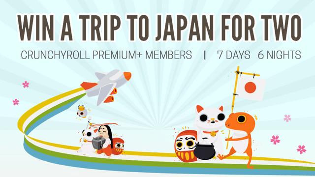 crunchyroll passport to japan winner