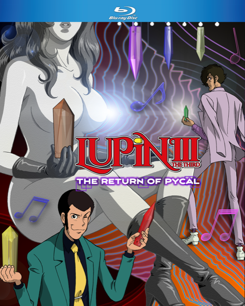 Lupin The 3rd El regreso de Pycal