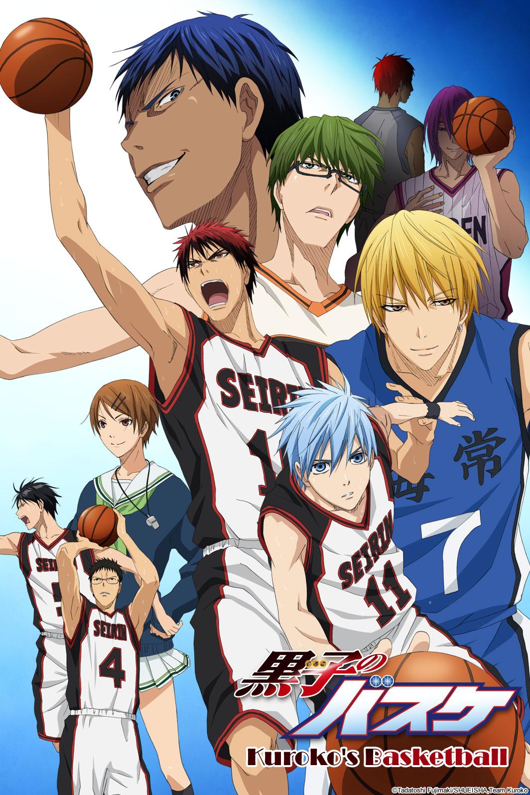 Kuroko's Basketball - Watch on Crunchyroll