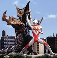 Image result for ultraman gaia