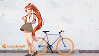 Bike Schoolgirl Hime