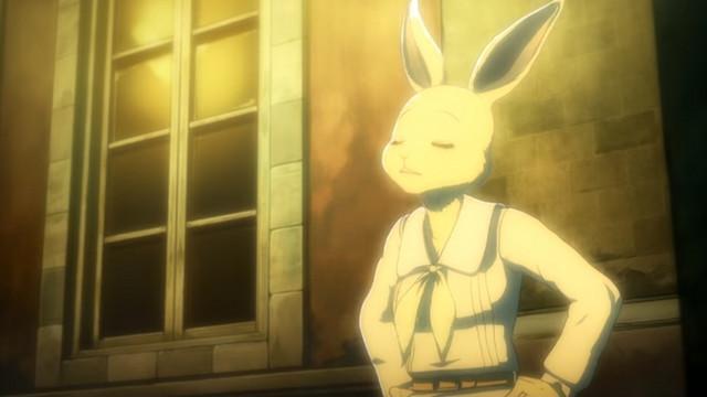 Beastars Anime Louis