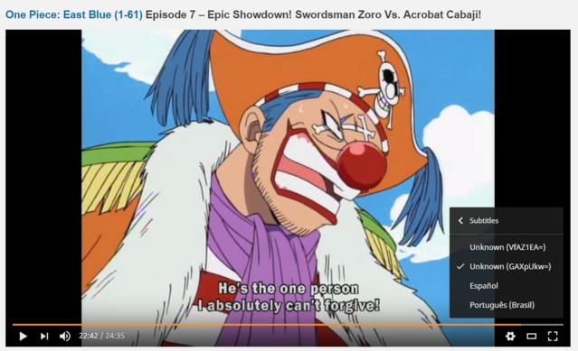 Crunchyroll - Forum - English Subtitles Not Playing- Fix Found!!