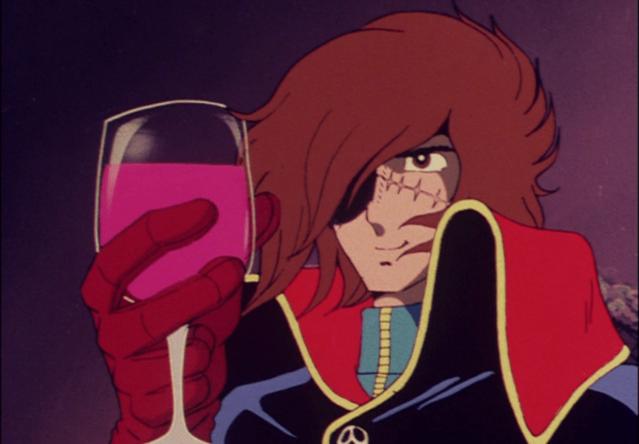 Harlock wine