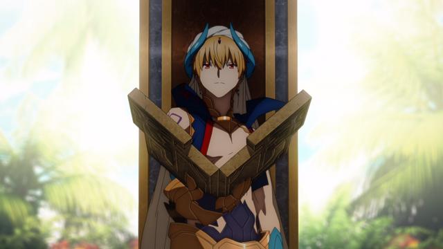 Fate/Grand Order: Babylonia, Gilgamesh