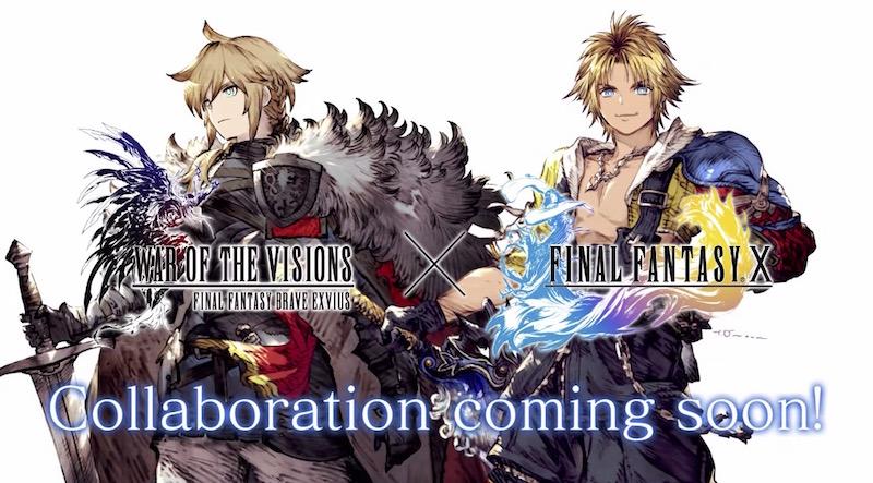 Guerra de las visiones x Final Fantasy X
