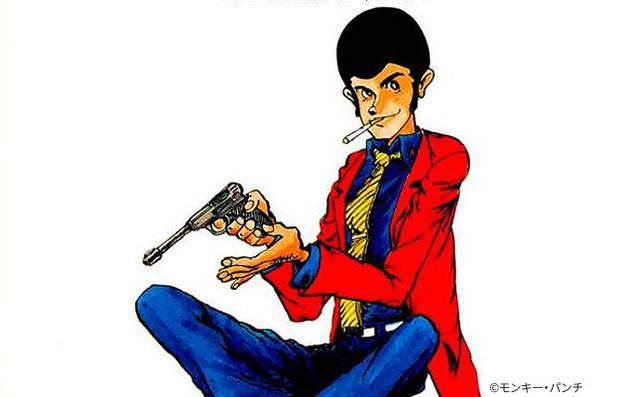 Lupin III Kazuhiko Katou