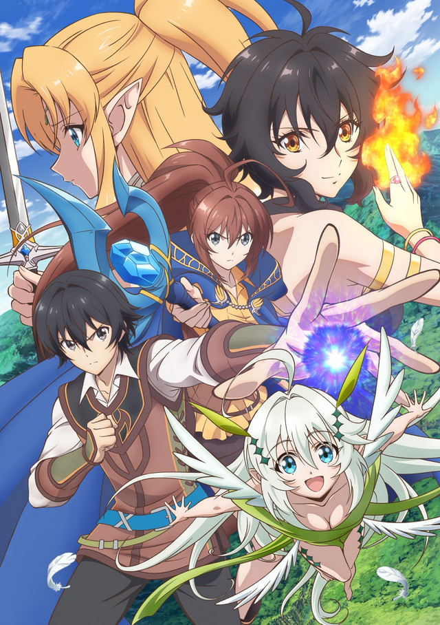 The main cast of Isekai Cheat Magician wield tremendous martial and magical power.
