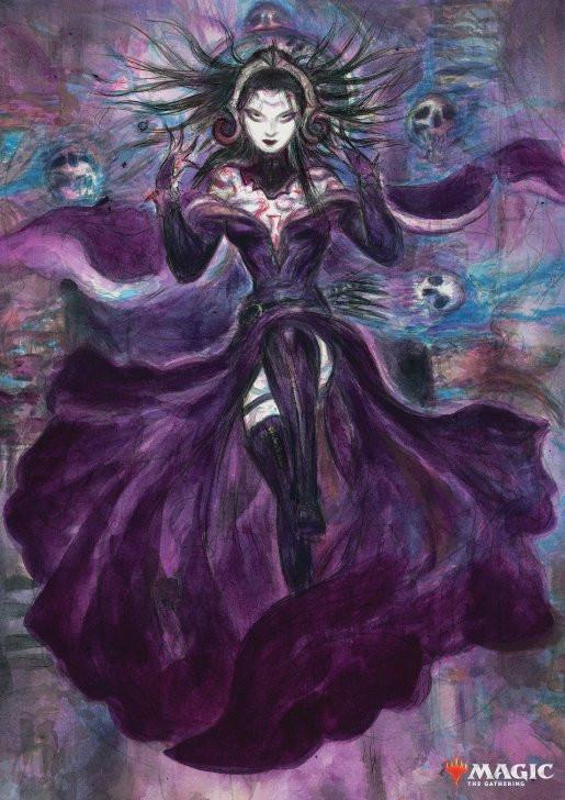 Liliana, Dreadhorde General - Amano