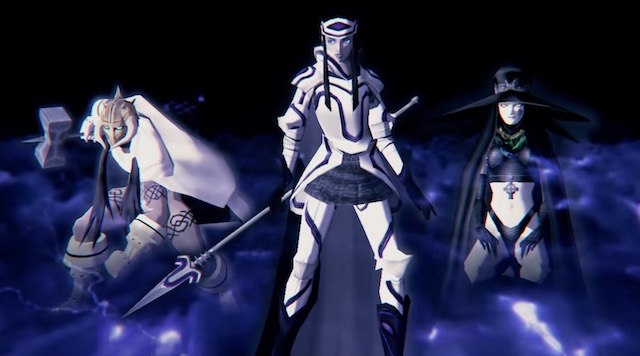 Shin Megami Tensei III: Nocturne HD Shows Off Demonic Lineup