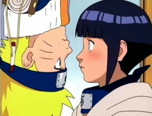 Yea Id Be Nice If Hinata Would Get Tougher She Has Some Not Act So Nervous Around Naruto