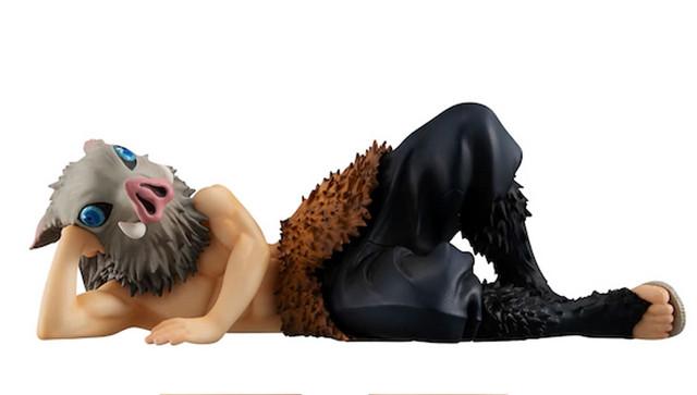 Inosuke Demon Slayer Figure