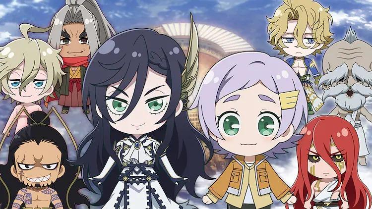 Registro de Ragnarok Mini Anime
