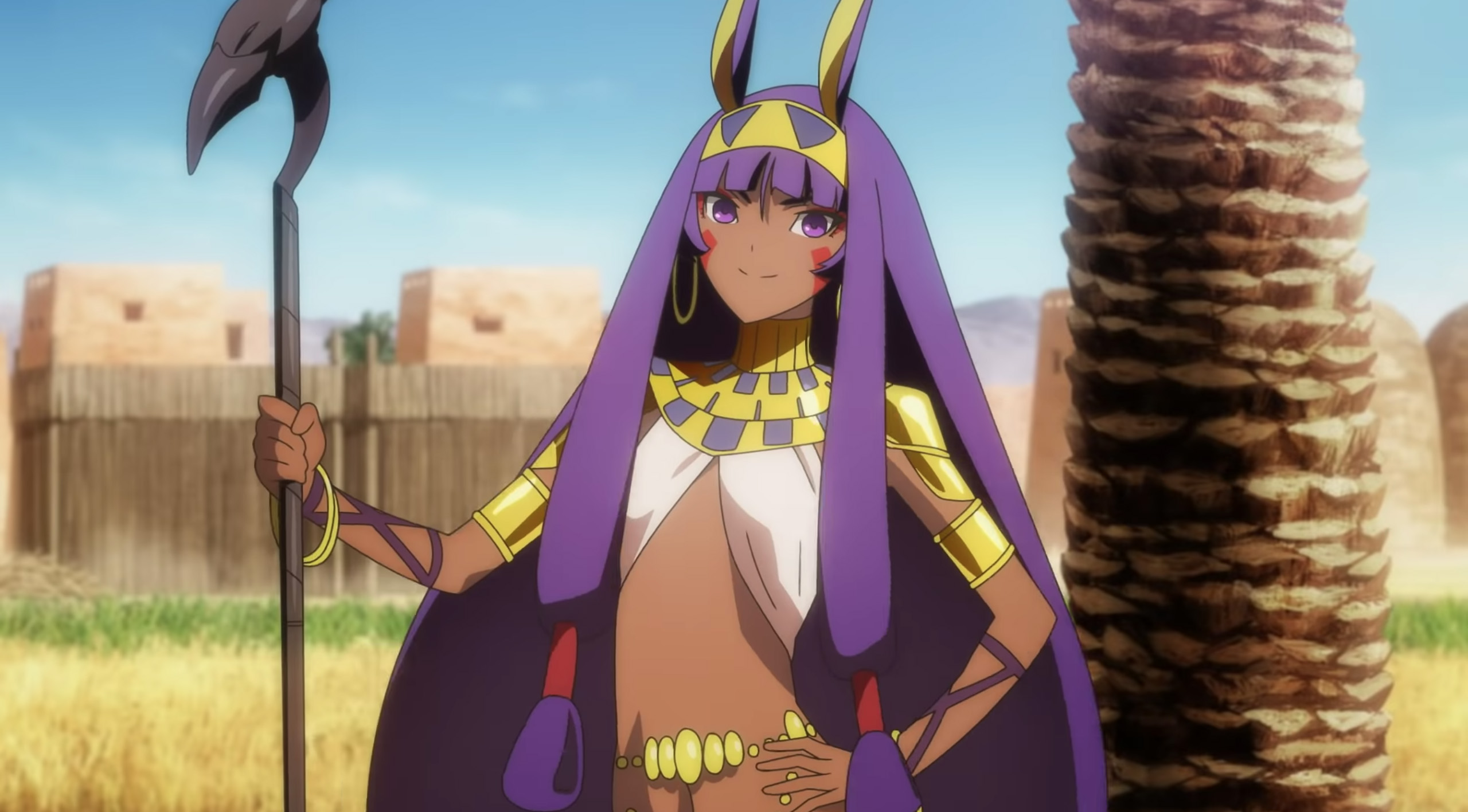 Fate/Grand Order The Movie Divine Realm of the Round Table: Camelot-Wandering; Agateram-
