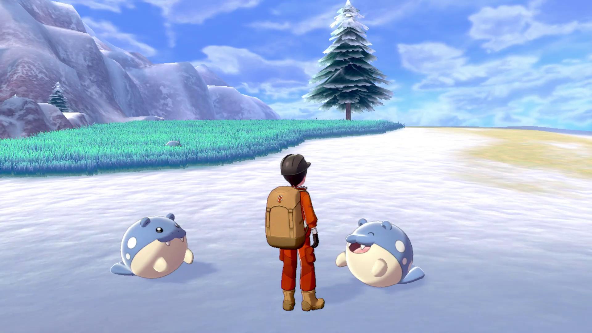 Pokémon Espada y Pokémon Escudo - Las nieves de la corona