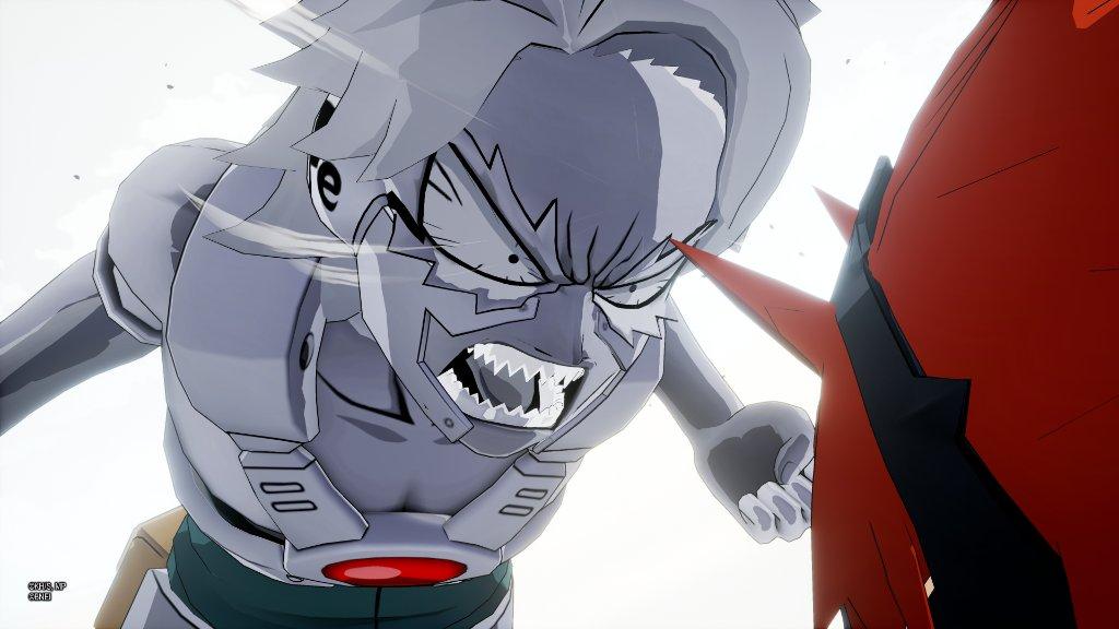 My Hero One's Justice 2 - Tetsutetsu Tetsutetsu
