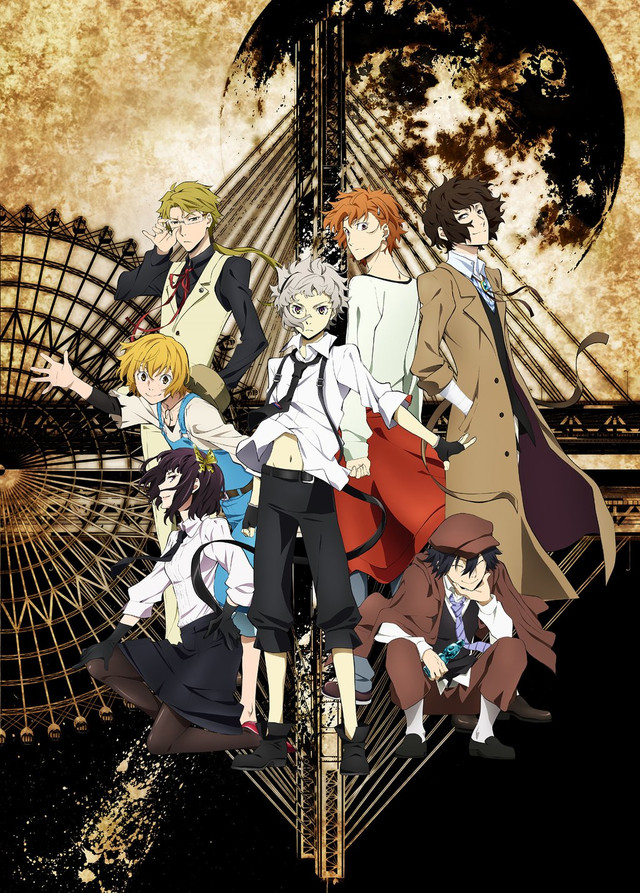 Crunchyroll - Forum - Bungou Stray Dogs Discussions
