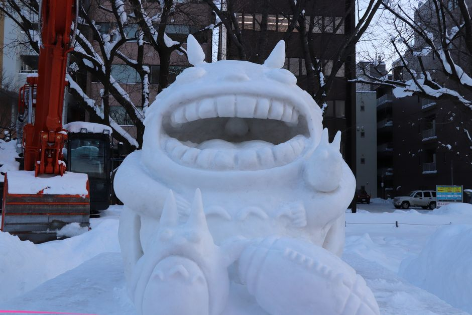 Festival de la nieve de Sapporo