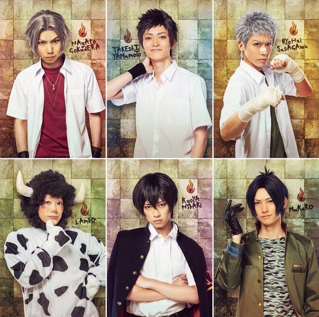 Meet The Cast Of Katekyo Hitman Reborn
