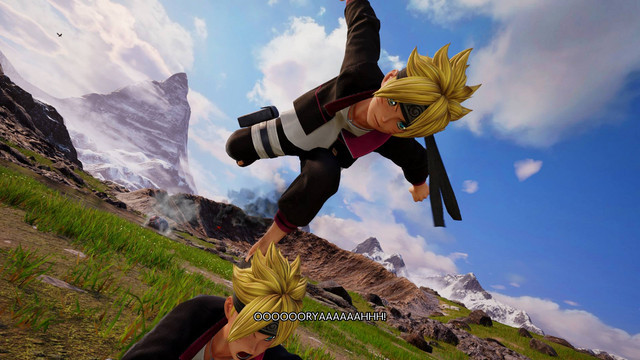 Crunchyroll - JUMP FORCE Trailers Introduce the Story and