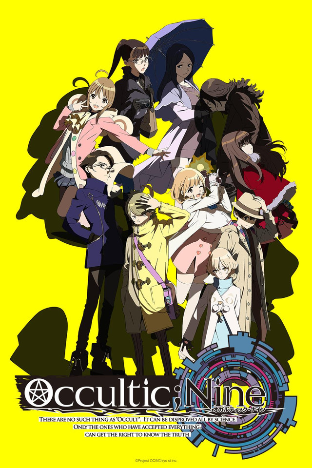 Occultic;Nine Epizoda 12 KRAJ