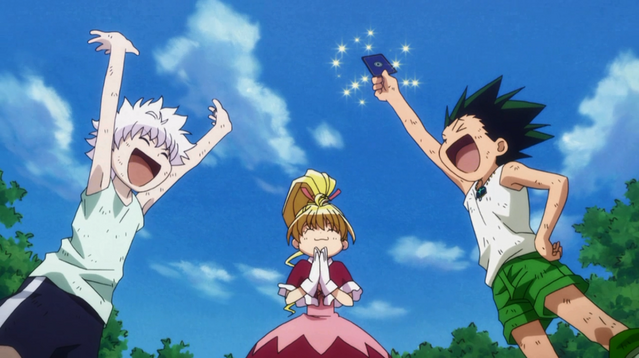 Are You Ready For More Greed Island Action If The Card Battling Arc Of Hunter X Is Still Fresh In Your Mind Youll Get A Chance To Revisit It