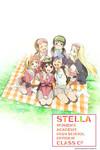 Stella Women's Academy, High School Division Class C³