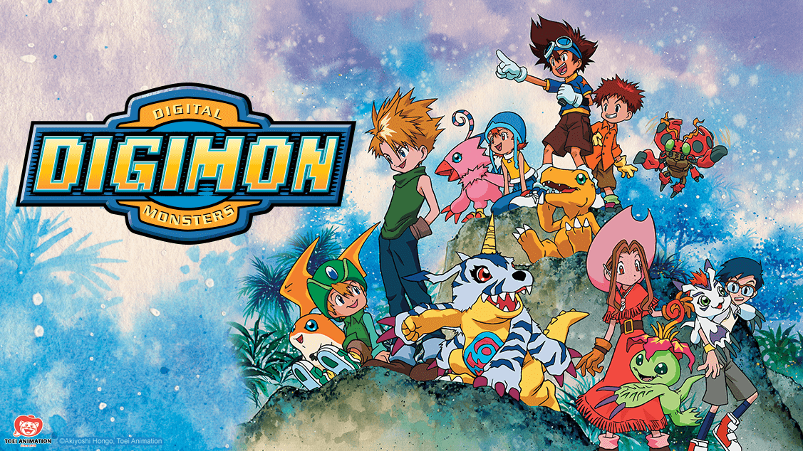 Digimon Adventure - Europe and MENA launch