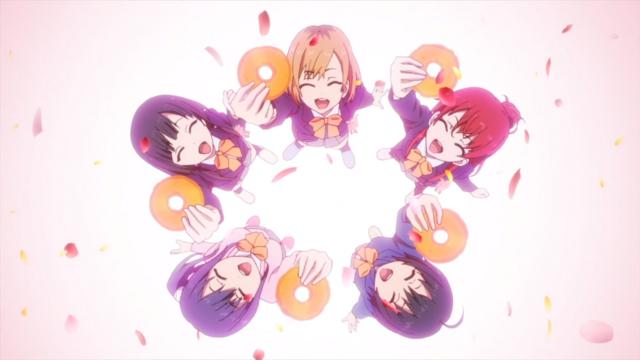 The famous Donut Pledge!