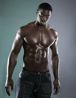 What Hot dark skin men can