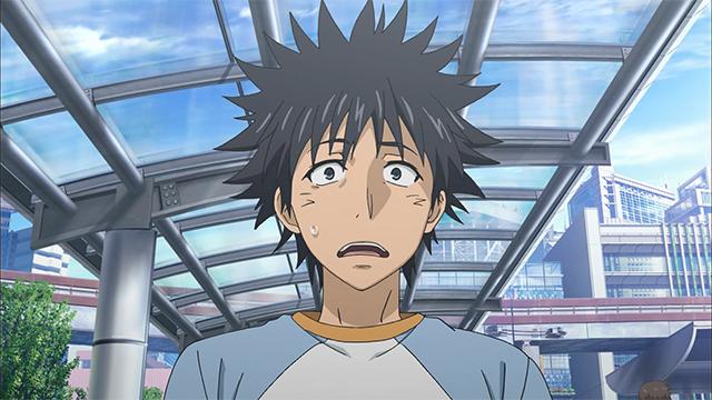 Worried Touma